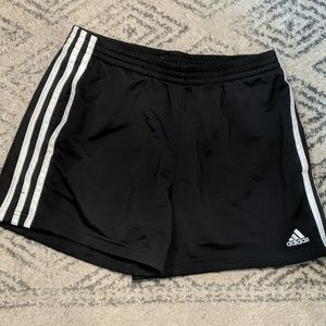Adidas size small shorts.